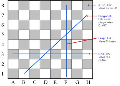 schack uppställning
